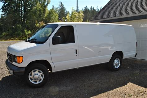 minivan ford ford van conversion