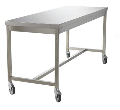 metal work table with wheels find your best stainless steel work tables the decoras