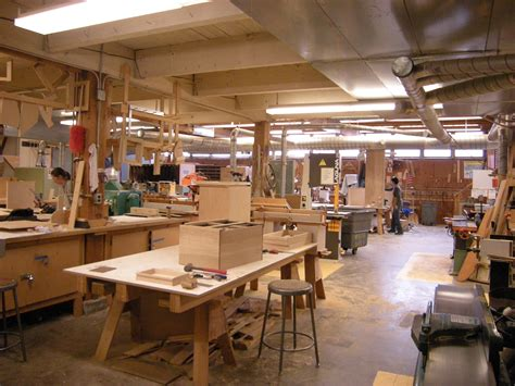 Backyard Woodshop by File Sccc Wood Construction Facility Cabinetry Shop 02