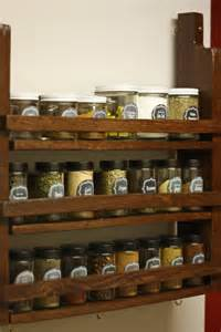 Spice Display Rack Spice Rack Less Than Average Height