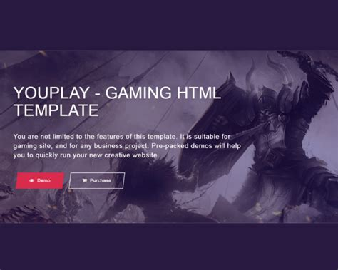 bootstrap templates for games 25 best gaming bootstrap themes free premium templates