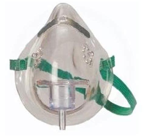 pediatric oxygen mask oxygen mask childrens oxygen mask