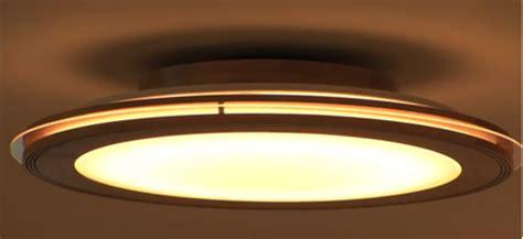 nec brings bluetooth speaker into led ceiling light