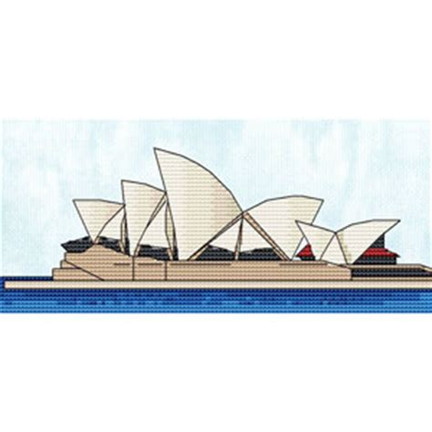 sydney opera house diagram sydney opera house cross stitch chart only elite designs