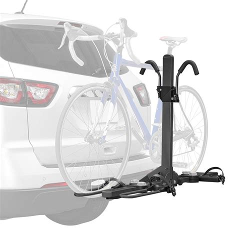 Sportrack Bike Rack by Sportrack 174 Sr2910 Crest Deluxe Hitch Mount Bike Rack 2