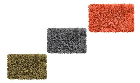shag bathroom rug paper shag large bathroom rug groupon goods