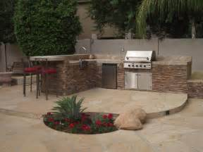 Backyard Grill Ideas Outdoor Bbq Plans Outdoor Kitchen Building And Design