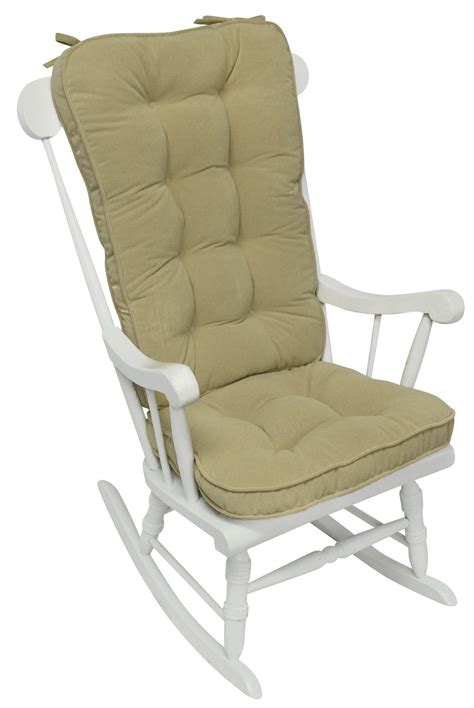 cusion chair rocking chair back cushion chair pads cushions