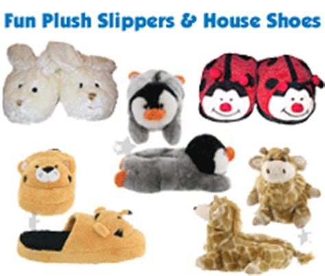 character house slippers plush slippers house shoes animal and character