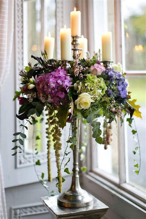 floral centerpiece ideas best 25 purple flower centerpieces ideas on