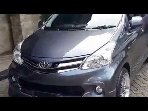 Tv Lcd Mobil Avanza new toyota avanza luxury 2014 rajamobil