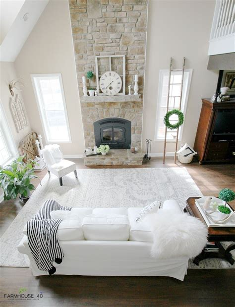 living room mats one room 3 rugs vote for your favorite farmhouse 40