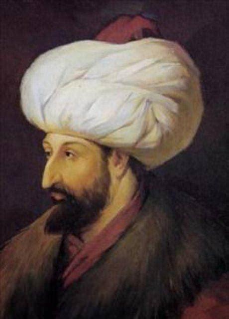 Resmi Bio 莢蝓te fatih sultan mehmed in ger 231 ek resmi