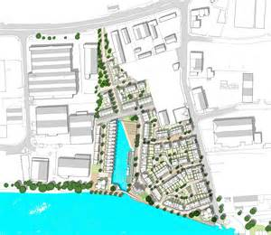 Blueprint For Houses Trent Basin Urbed