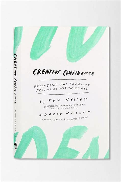creative confidence unleashing the creative book cover design and design on