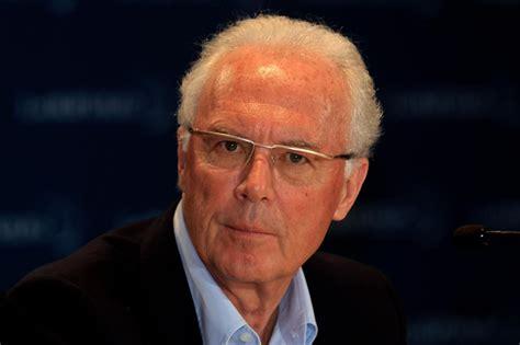 Franz Beckenbauer franz beckenbauer operation am offenen herzen gala de