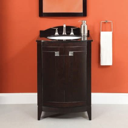 decolav 5240 gavin 24 quot bathroom vanity solid wood legs