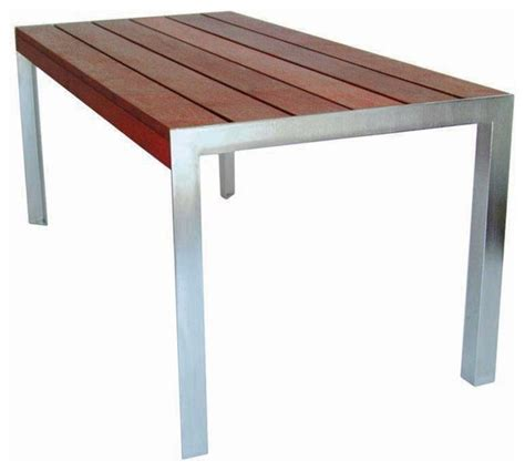 Modern Patio Table Modern Outdoor 5 Etra Table Modern Outdoor Dining Tables By 2modern