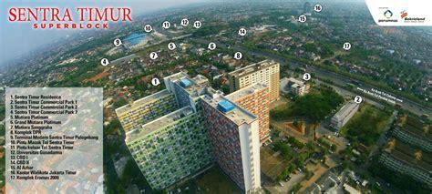 Apartemen Sentra Timur Residence by Apartemen Sentra Timur Residence Dijual Rumah