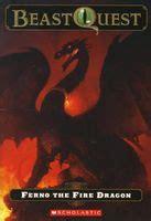 Ferno The Fire Dragon By Adam Blade Fictiondb