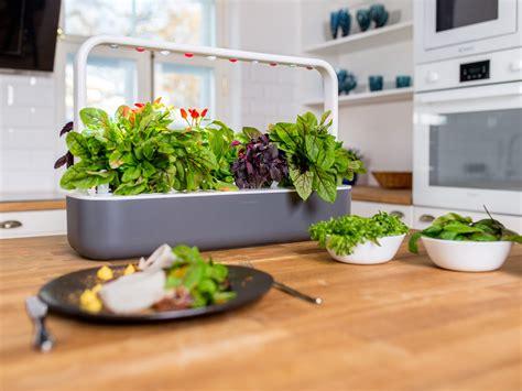 smart garden  indoor gardening system click grow