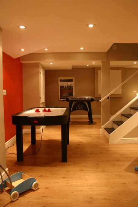 wall colors useable unfinished basement pinterest