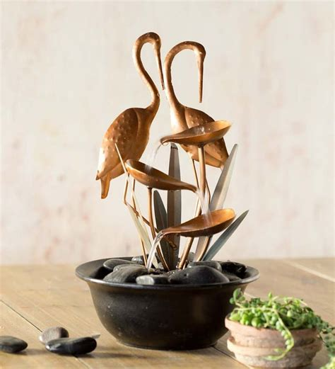 25 best ideas about tabletop fountain on pinterest