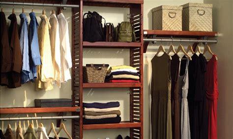 john louis home design tool up to 47 off a solid wood closet organizer groupon