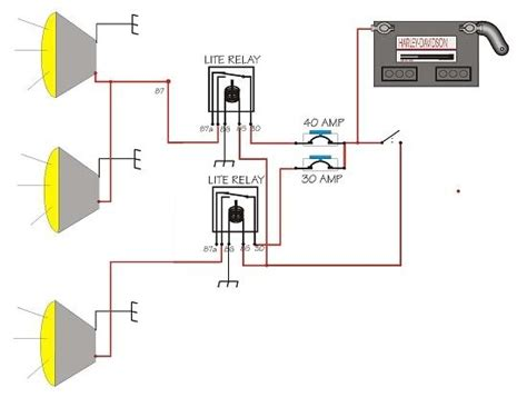 12 volt three way switch wiring diagram wiring diagrams