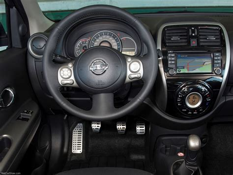 Nissan Micra Picture 49 Of 84 Interior My 2014 1280x960