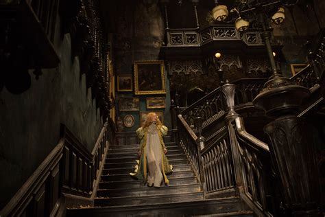 film ghost home crimson peak isn t a horror movie it s a ghost story yes