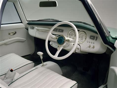 nissan figaro interior 1989 nissan figaro concept concepts
