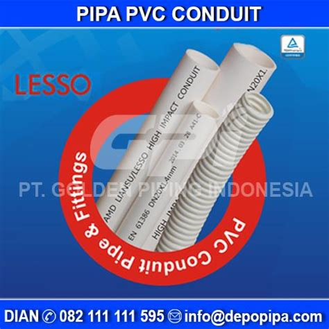 Pipa Conduit sell pvc pipa conduit clipsal from indonesia by pt amd indonesia cheap price