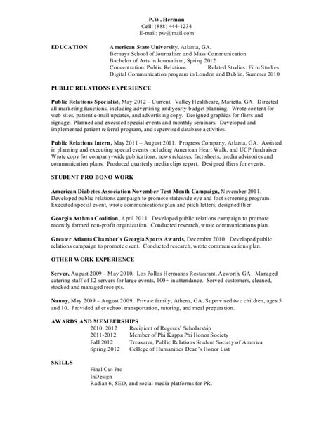 kagan world types of resume format exles