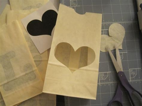 How To Make Paper Bag Luminaries - personal paper bag luminaries weddingbee photo gallery
