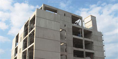 Prefab Garage Apartment by Industrial Process Facilities Precast Prestressed