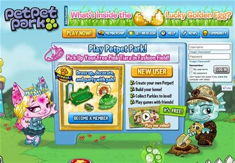 pet pet petpet park free for