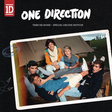 apple 内のone direction take me home special deluxe