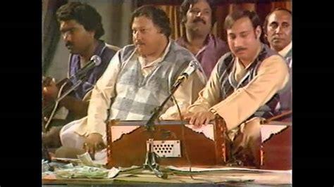 ali maula official ali maula ali dam dam ustad nusrat fateh ali khan osa