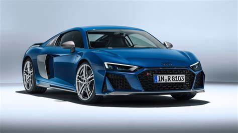 Audi R8 2019 by Audi R8 Spyder V10 2019 4k 4 Wallpaper Hd Car Wallpapers