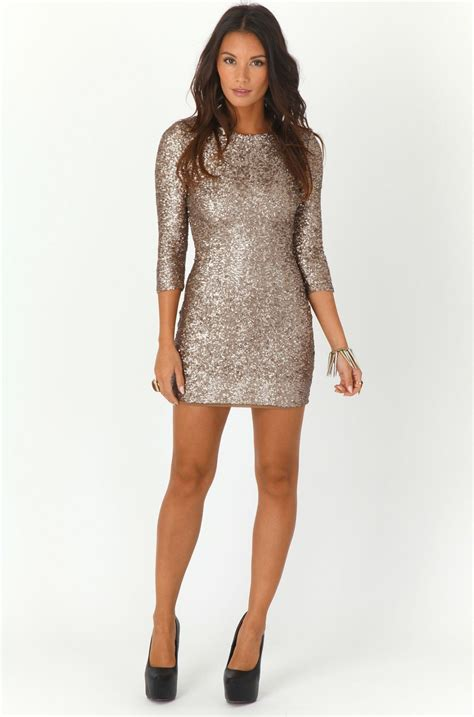 Bodycon Dress sequin bodycon dress dressed up