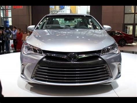 2017 toyota camry hybrid, redesign and changes #specs