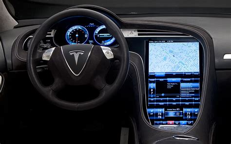 Tesla S Model Interior by Tesla Interior 2017 2018 Best Cars Reviews