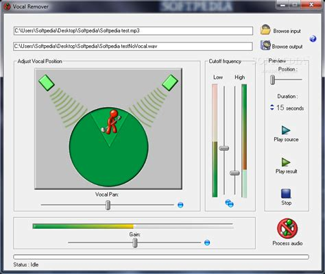 karaoke vocal remover software free download full version vocal remover download