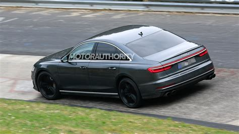 2020 Audi S8 Plus by 2020 Audi S8 And