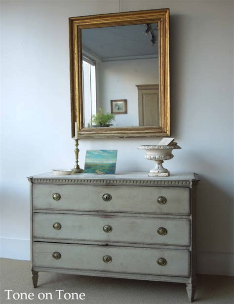 swedish painted furniture tone on tone american oil painting giveaway