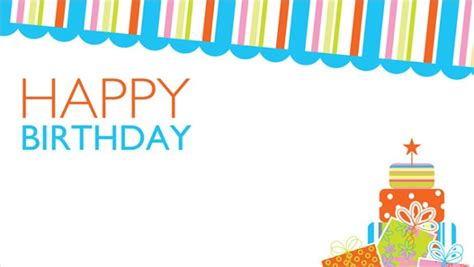 Powerpoint Template Happy Birthday Gallery Powerpoint Template And Layout Happy Birthday Powerpoint Template