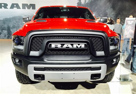 New Truck 2015 by 2015 Dodge Ram 1500 Rebel Truck 2015 Detroit Auto