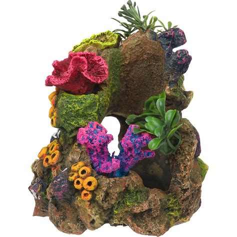 Dog Decorations For Home by Rockgarden Resin Aquarium Coral Garden Petco