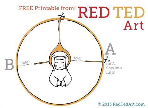 printable paper angel tree topper paper angel printable red ted art s blog